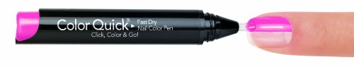 Sally Hansen Color Quick Fast Dry Nail Color Pen 4ml Coral Pink by Sally Hansen -