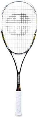 Unsquashable Squash-Schläger CP 6000 - Raqueta de squash ( carbono ), color blanco, negro, talla 2