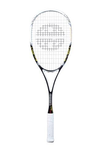 Unsquashable Squash-Schläger CP 6000, Schwarz-Weiß, 296284