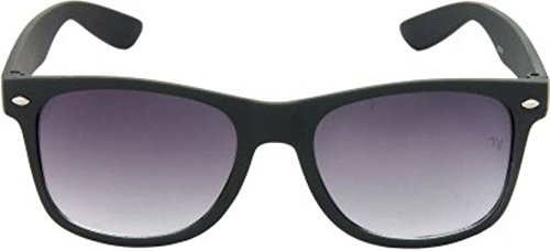 Mango People Wayfarer Unisex Sunglasses(Mp-Wafer-Blk Black)  available at amazon for Rs.179