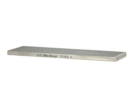 DMT Dia-Sharp doppelseitiger Schärfstein, 15,2cm / 6 Zoll, fein/grob, 1 Stück, D6FC Dmt-bank