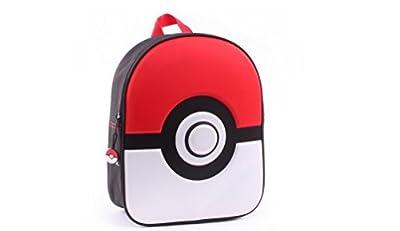 Mochila 3D Pokeball Pokemon