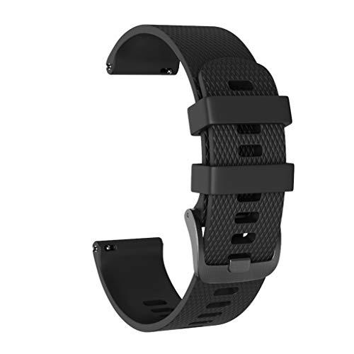 NEU! Uhrenarmband für Garmin Vivoactive 3, Tensay Smartwatch Zubehör Weiches Silikon Ersatz Armband Sport Gurt Armband für Garmin Vivoactive 3