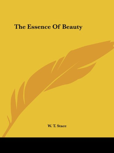 The Essence of Beauty Cover Image