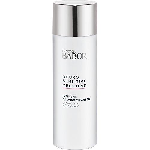 BABOR DOCTOR NEURO SENSITIVE CELLULAR Intensive Calming Cleanser, rückfettende Reinigungsmilch für extrem trockene Haut, schonende Gesichtsreinigung & -pflege, 150 ml