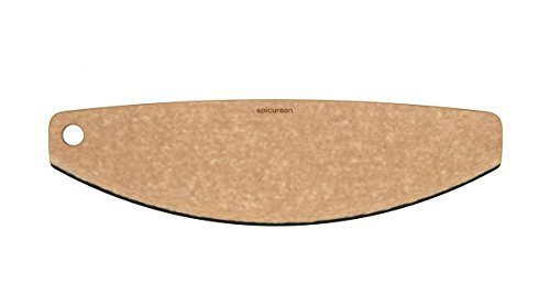 Garden at Home 017-00160102 epicurea-Coupe-Pizza 0,48 x 40 cm Naturel et Ardoise