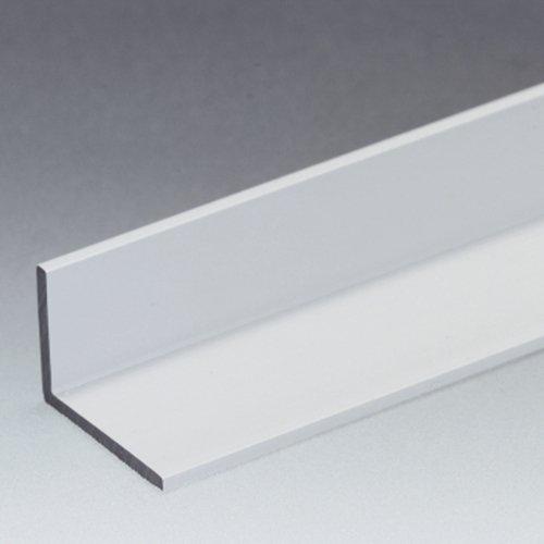 Thomafluid L-Profil aus PVC-U, A: 50 mm, B: 50 mm, Länge: 1.000 mm