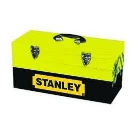 Stanley 5 Tray Cantilever Box with Top Handle 93-545