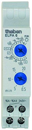 Preisvergleich Produktbild Theben ELPA 6 Treppenlichtzeitschalter