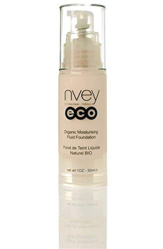 NVEY ECO Fond de teint fluide Bio Couleur Jaune peaux très claires No 510 -