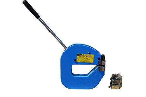 """Metz Connect Riduzione Telaio Acciaio Bender lamiera Fabrication Forming strumento 8""""Gola"""