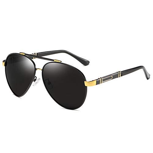 Hi-Smile Men Polarized Glasses, HD Driving Glasses UV400 Protection Sunglasses