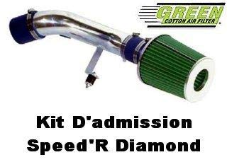SD083 - Kit Admission Directe Speed R Diamond VW Bora/Golf4 - 1.6L i - 97-04 - 100cv