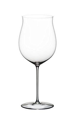 Grand Cru Crystal (Riedel Superleggero Burgundy Grand Cru Glass, Clear by Riedel)
