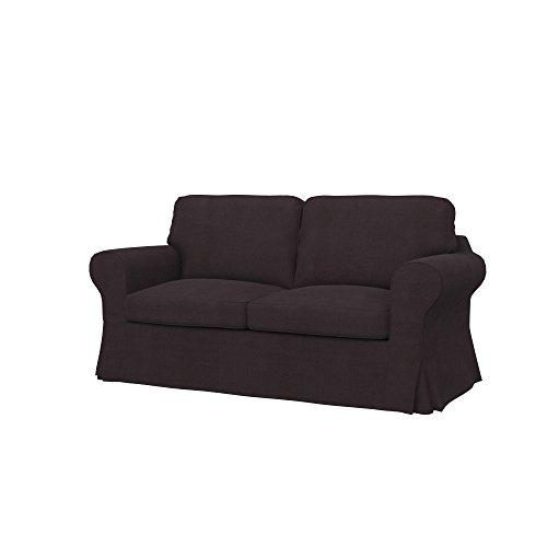 Soferia - IKEA EKTORP Funda para sofá Cama de 2 plazas, Eco...
