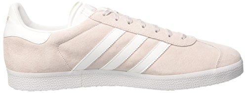 adidas Gazelle, Sneakers Basses Homme Rose (Icepur / Blanc / Goldmt )