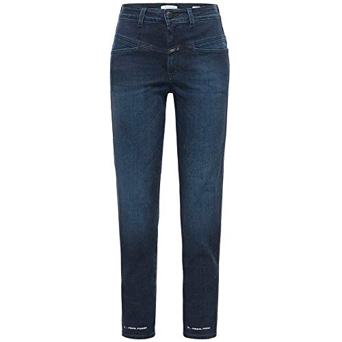 Closed Jeans Pedal Pusher HIGH Waist 38 Navy - Denim Pedal Pusher