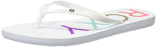 roxy-womens-sandy-flip-flops-multicolour-white-met-gold-4-uk-37-eu