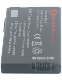 aboutbatteries-batteria-tipo-canon-bp-208-74v-850mah-li-ion-b001hs65gm
