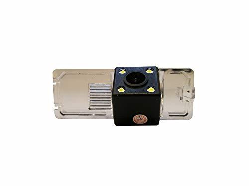 M.I.C.-8002: Rückfahrkamera Kennzeichenbeleuchtung Volkswagen Amarok Beetle Caddy Eos Golf Lupo Passat Polo T5 Touran
