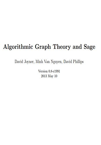 Algorithmic Graph Theory and Sage (English Edition)