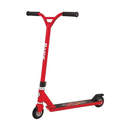 RAZOR Kinder Scooter Beast Pro, Red, One Size - 2-rad Roller Razor