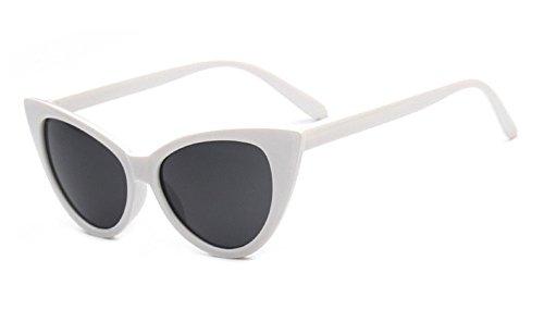 qbling technolog 2018 Nueva Moda Gafas de ojo de gato para las mujeres  diseñador marca Vintage 8e7843a82e75