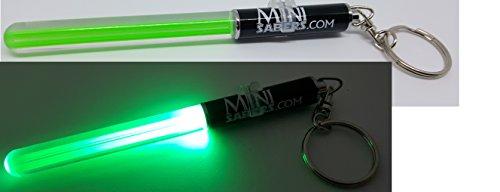 Vert Lightsaber Jedi Grand cadeau gadget nouveauté (Green)