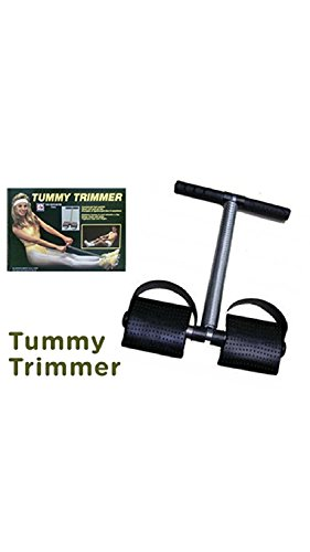 B&M Tummy Trimmer Single Spring -Waist Trimmer-Abs Exerciser-Body Toner-Fat Buster- Multipurpose Fitness Equipment For Men And Women