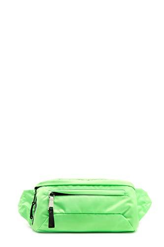 Prada Herren 2Vl008ooo2btef0xya Grün Polyester Reisetasche -