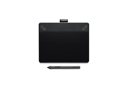 Wacom Intuos Art Small Black Grafik-Tablett für digitales Malen / Stift-Tablett mit...