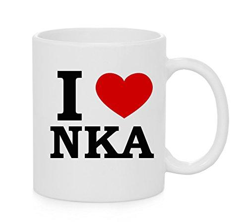 Image of I Heart NKA ( Love ) Official Mug