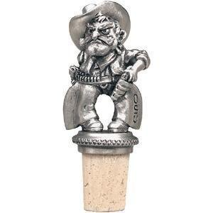 Oklahoma State Cowboys Collectible Wine Bottle Stopper - NCAA College