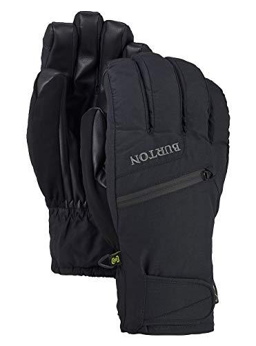 Burton Herren Snowboardhandschuhe GORE UNDERGLOVE True Black, XL - Winter Herren Handschuhe Burton