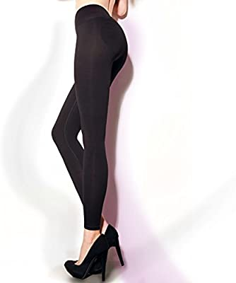 Shapewear Mujer Leggings con Fit Push Up Effect