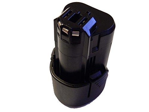 vhbw Li-Ion Akku 1500mAh (10.8V) für Elektrowerkzeuge Dremel 8200 Multi-Max, 8300 Multi-Max wie Dremel 875, 26150875JA, 2607336867.