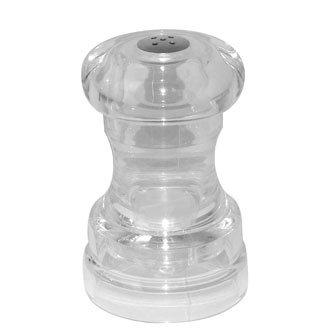 20 Restauration ce319 Sel Shaker en acrylique, hauteur : 102 mm, 10,2 cm