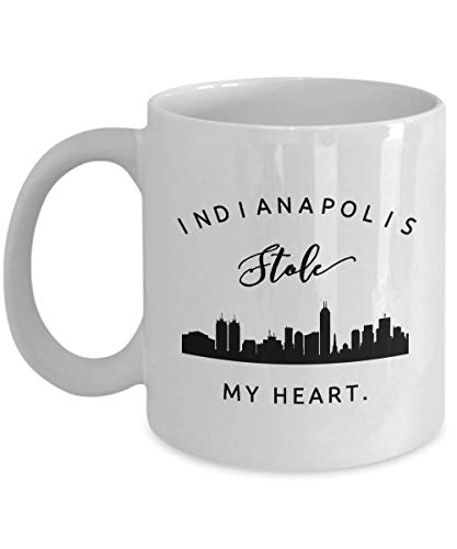 Coffee Mugs For Any USA INDIANA Souvenir