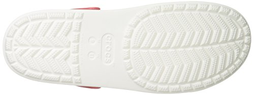 Crocs Citilane Clog, Sabots - Mixte adulte Coral/White