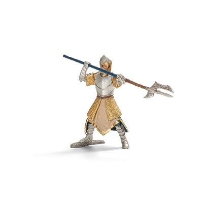 Schleich Griffin Knight with Pole-Arm