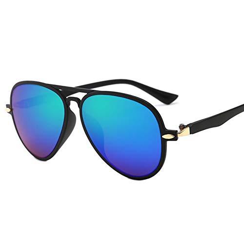 Taiyangcheng Baby Kindersonnenbrille Jungen Mädchen Kindersonnenbrille,Grün