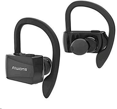 Cuffie wireless sport bass+,auricolari bluetooth senza fili cuffie bluetooth 5.0, tws mini cuffie per samsung iphone huawei sony xiaomi