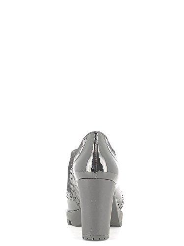 GRACE SHOES , Chaussures de ville à lacets pour femme Noir