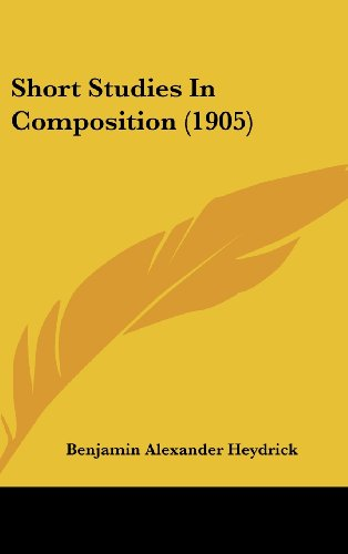 Short Studies in Composition (1905)