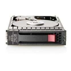 HP 507632-B21 Disque dur interne SATA 2 To Noir