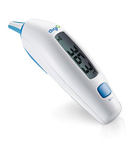 DigiO2 ETH-101 Infrarot Ohr-Thermometer Fieber-Thermometer