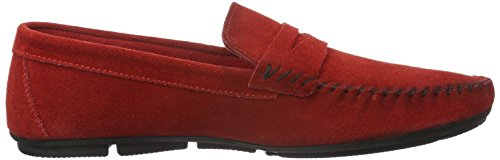 Tamboga Dr25, Mocassins Homme Rot (Red 02)