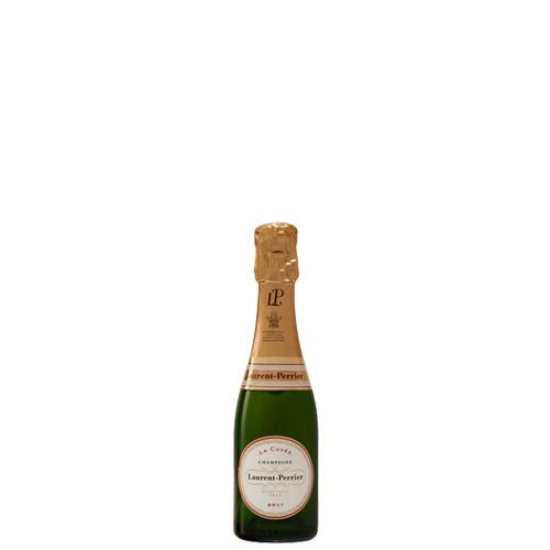 Laurent Perrier Champagner Brut 12{2ee4bbef92e6a590200fd5a87ede47ab5b3539a8e90be0594c238e643aa5857d} 0,2l Piccolo Flasche