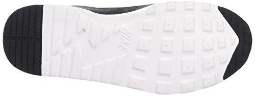 Nike Air Max Thea, Baskets Basses Femme Gris (Dark Grey / Black-White)