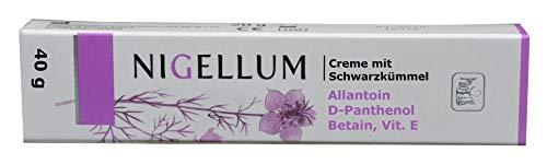 Nigellum, 40g, Spezialcreme mit Schwarzkümmelöl, Alantoin, D-Panthenol, Betain für atopisches...